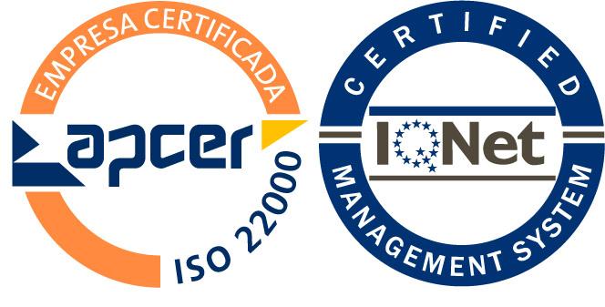 HACCP ISO 22000 IQ NET