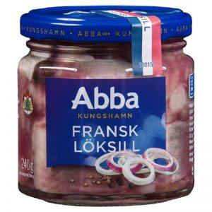 Abba Seafood Herring with French Onion 240g