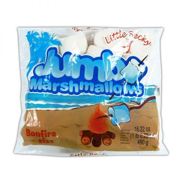 Marshmallows Jumbo Little Becky 460g