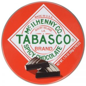 Chocolate Preto com Tabasco 50g