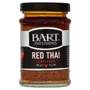 Bart Spices Red Thai Curry Paste 90g