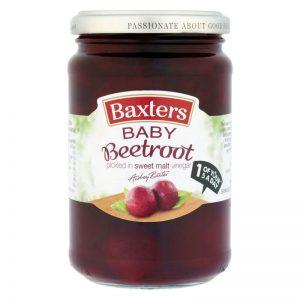 Baxters Baby Beetroot in Sweet Vinegar 340g