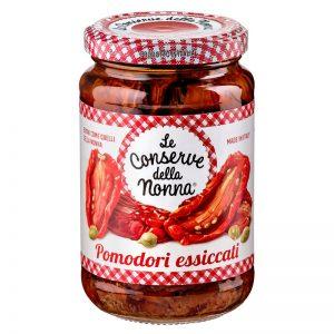 Tomate Seco em Óleo de Girassol Le Conserve della Nonna 340g
