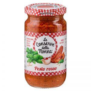 Pesto Vermelho Le Conserve della Nonna 190g