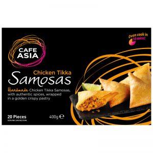 Chamuças de Galinha Cafe Asia 400g