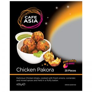 Cafe Asia Chicken Pakora 400g