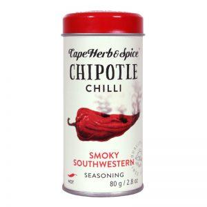 Tempero de Chilli Chipotle Cape Herb & Spice 80g