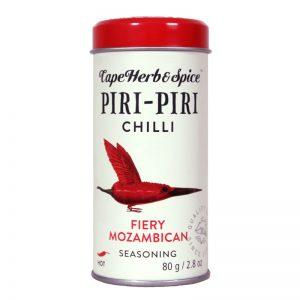 Tempero de Chilli Piri Piri Cape Herb & Spice 80g