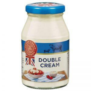 Natas Double Cream Devon Cream Company 170g
