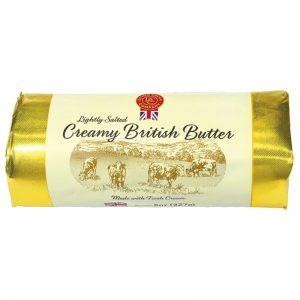 Manteiga Cremosa Inglesa Devon Cream Company 227g
