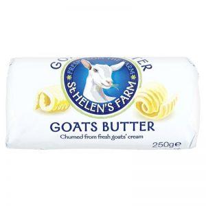 Devon Cream Company St. Helens Goats Butter 250g