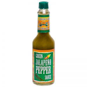 Cantina Mexicana Green Jalapeño Pepper Sauce 60ml