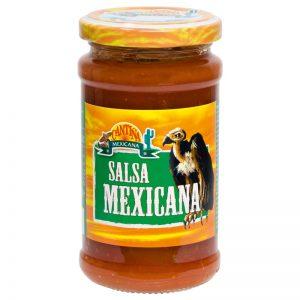 """Cantina Mexicana Tomato Sauce """"Salsa Mexicana"""" 220g"""
