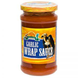 Cantina Mexicana Garlic Wrap Sauce 220g