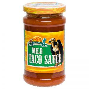 Cantina Mexicana Mild Taco Sauce 220g