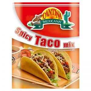 Tempero Picante para Tacos Cantina Mexicana 35g