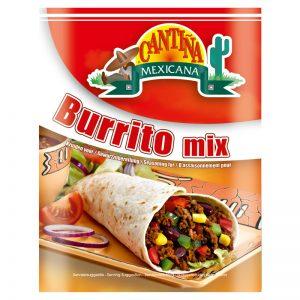 Tempero para Burritos Cantina Mexicana 35g