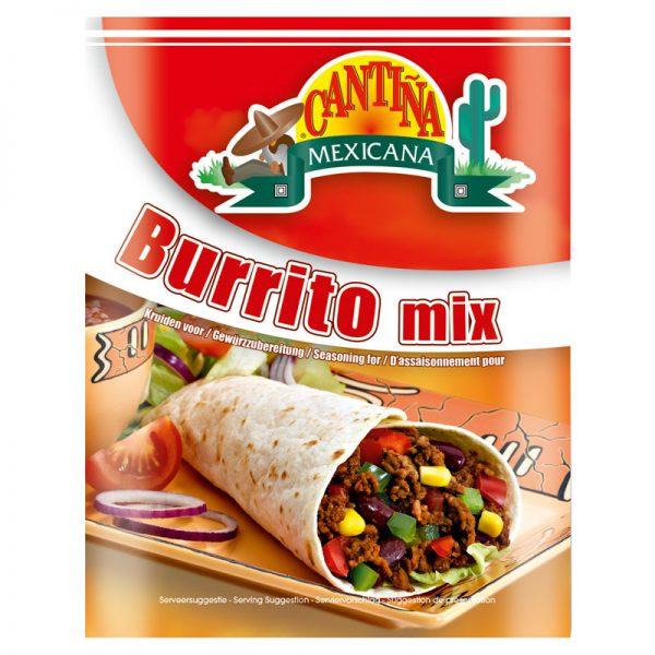 Cantina Mexicana Burrito Mix 35g