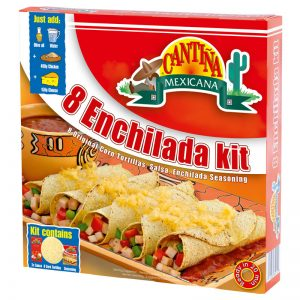 Cantina Mexicana 8 Enchilada Kit 525g