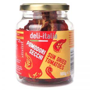Tomate Seco Deli-Itália Epicure 100g