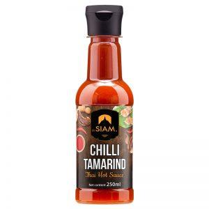 deSIAM Chilli Tamarind Thai Hot Sauce 250ml