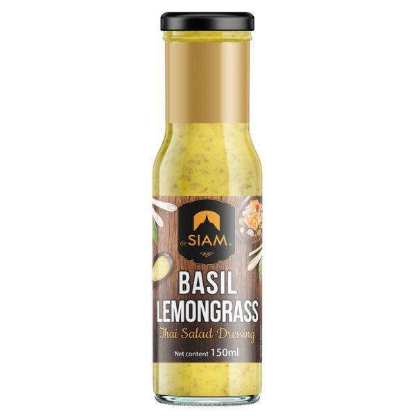 deSIAM Basil Lemongrass Thai Salad Dressing 150ml