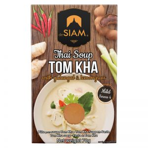deSIAM Thai Soup Tom Kha 70g