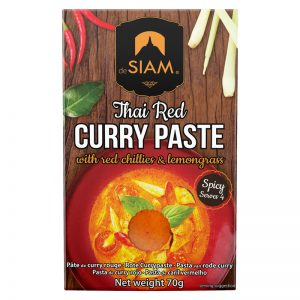 deSIAM Thai Red Curry Paste 70g