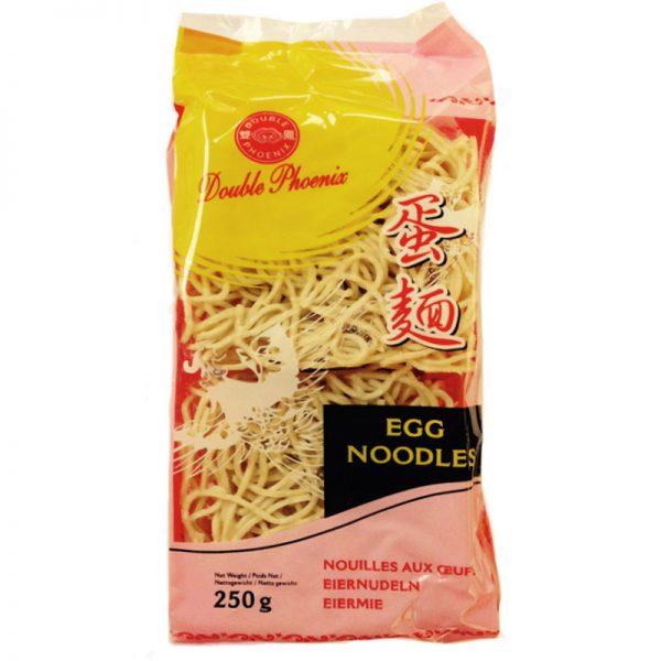 Noodles com Ovo Double Phoenix 250g