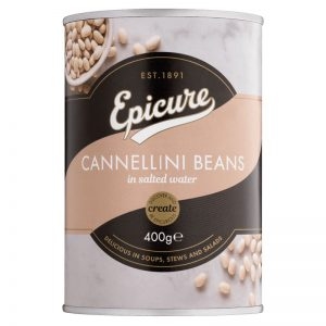Feijão Cannellini Epicure 400g