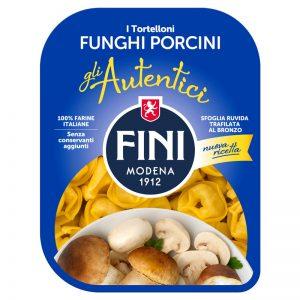 Massa Fresca Tortelloni com Cogumelos Porcini Fini 250g