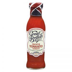 Great British Sauce Company Proper Tomato Sauce 315g