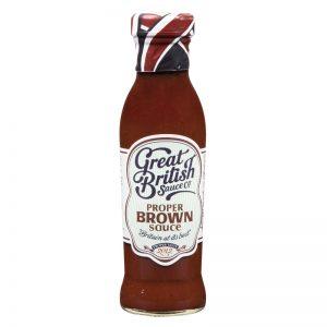 Great British Sauce Company Proper Brown Sauce 305g