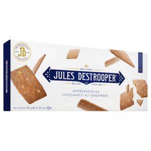 Jules Destrooper Ginger Thins 95g