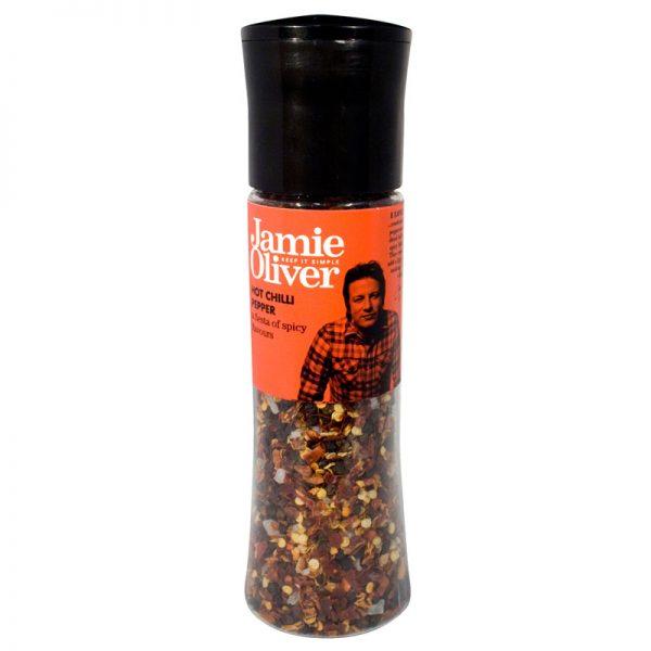 Moinho de Chilli Picante Jamie Oliver 170g