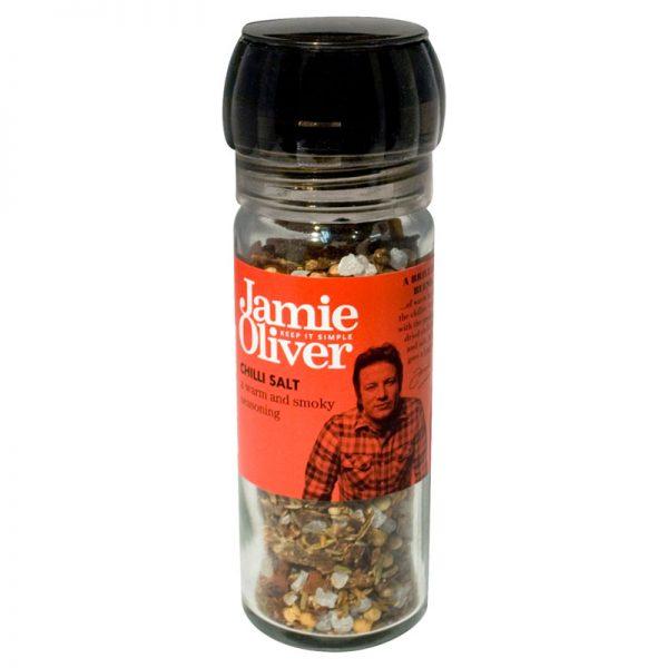 Moinho de Sal com Chilli Jamie Oliver 50g
