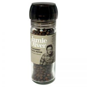 Jamie Oliver Telicherry Black Pepper Grinder 50g