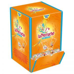 Açúcar Cana Sortido de Cubos Irregulares La Perruche 2