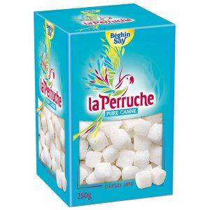 La Perruche White Cane Sugar Irregular Cubes 250g