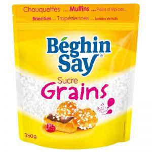Açúcar em Pérolas Béghin Say 350g
