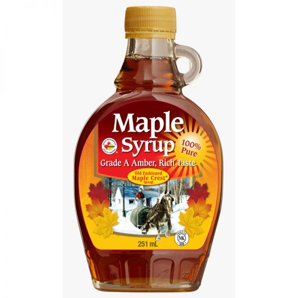 Industries Bernard Maple syrup 251ml