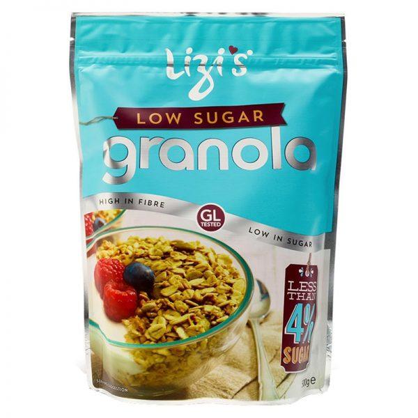 Granola Low Sugar Lizis 500g