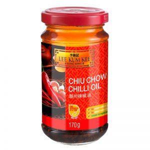 Óleo de Chilli Chiu Chow Lee Kum Kee 170g