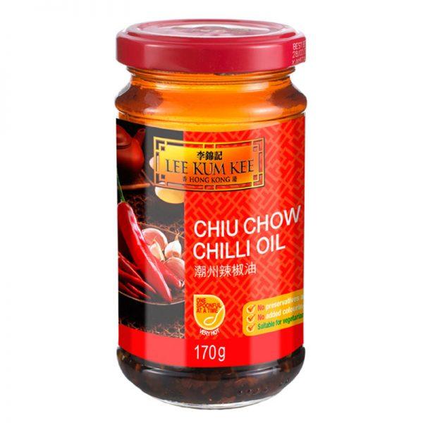 Lee Kum Kee Chiu Chow Chilli Oil Lee Kum Kee 170g