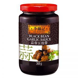 Molho de Alho e Black Bean Lee Kum Kee 368g