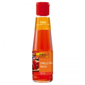 Óleo de Chilli Lee Kum Kee 207ml