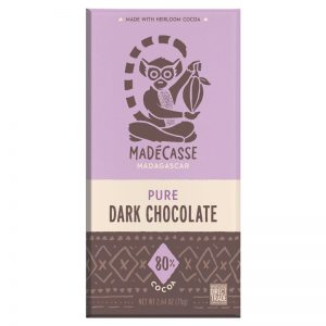 Chocolate Preto 80% Madécasse 75g