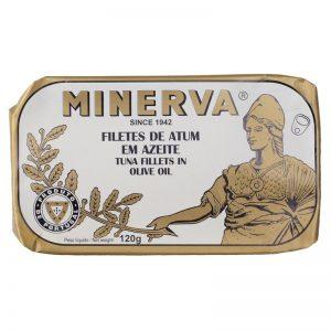 Atum em Azeite Minerva 120g