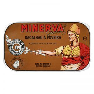Minerva Codfish ´À Poveira´ 120g