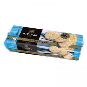 Crackers de Arroz com Sal Marinho Mitsuba 100g